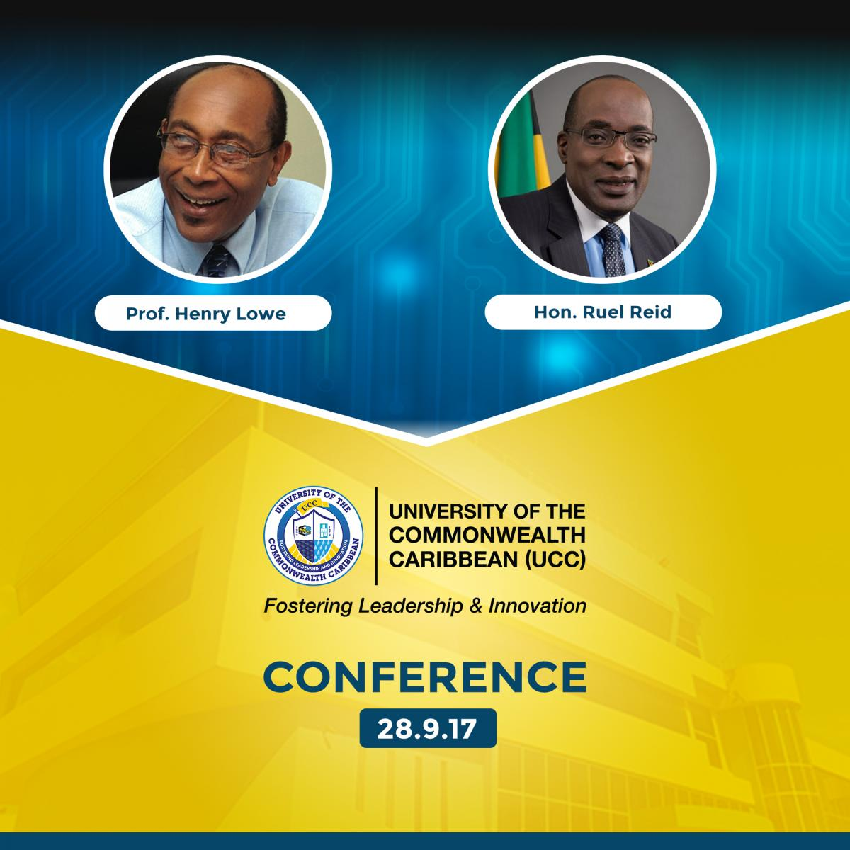 Register today for the UCC Conference