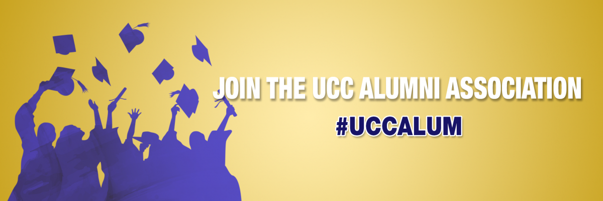 Join the UCC Alumni Association