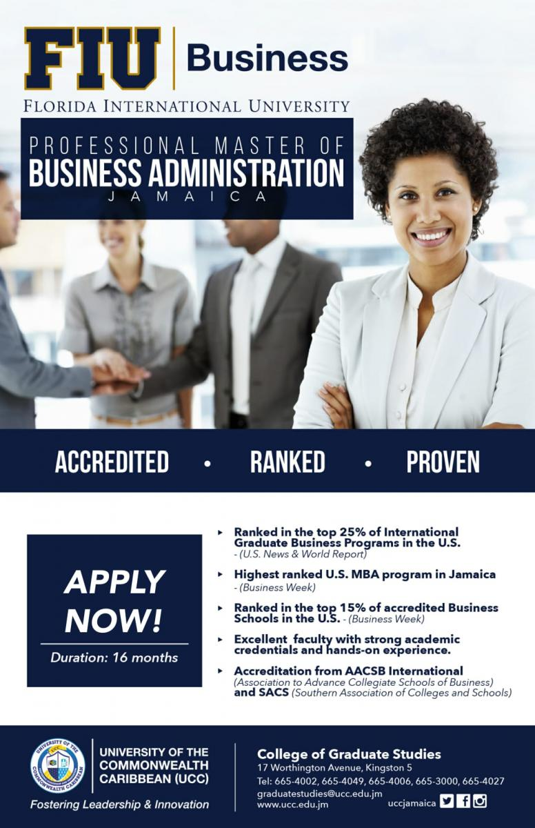 Professional Master in Business Administration