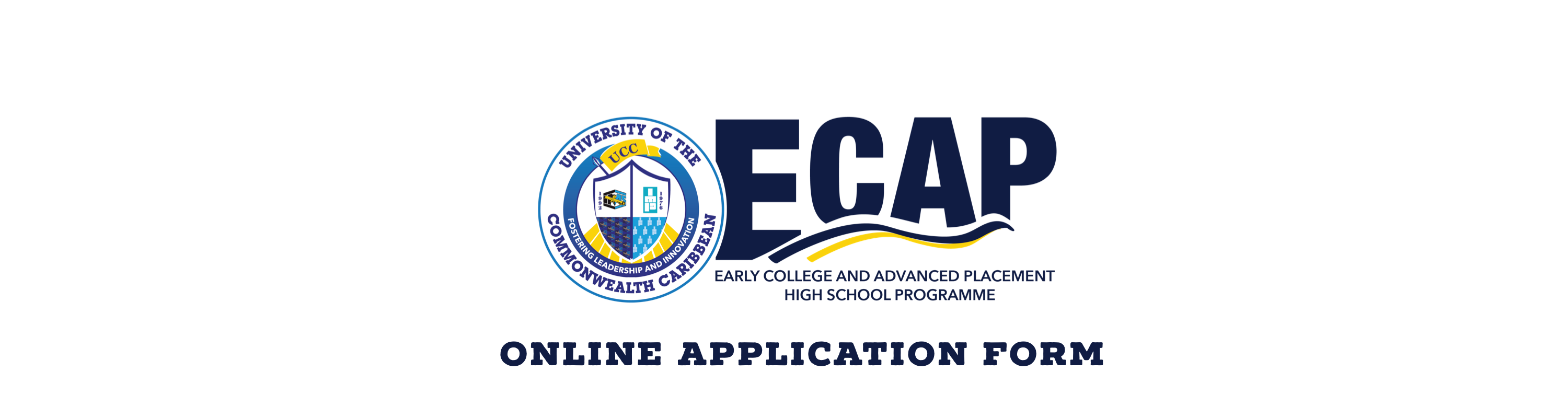 ECAP Online Application Form