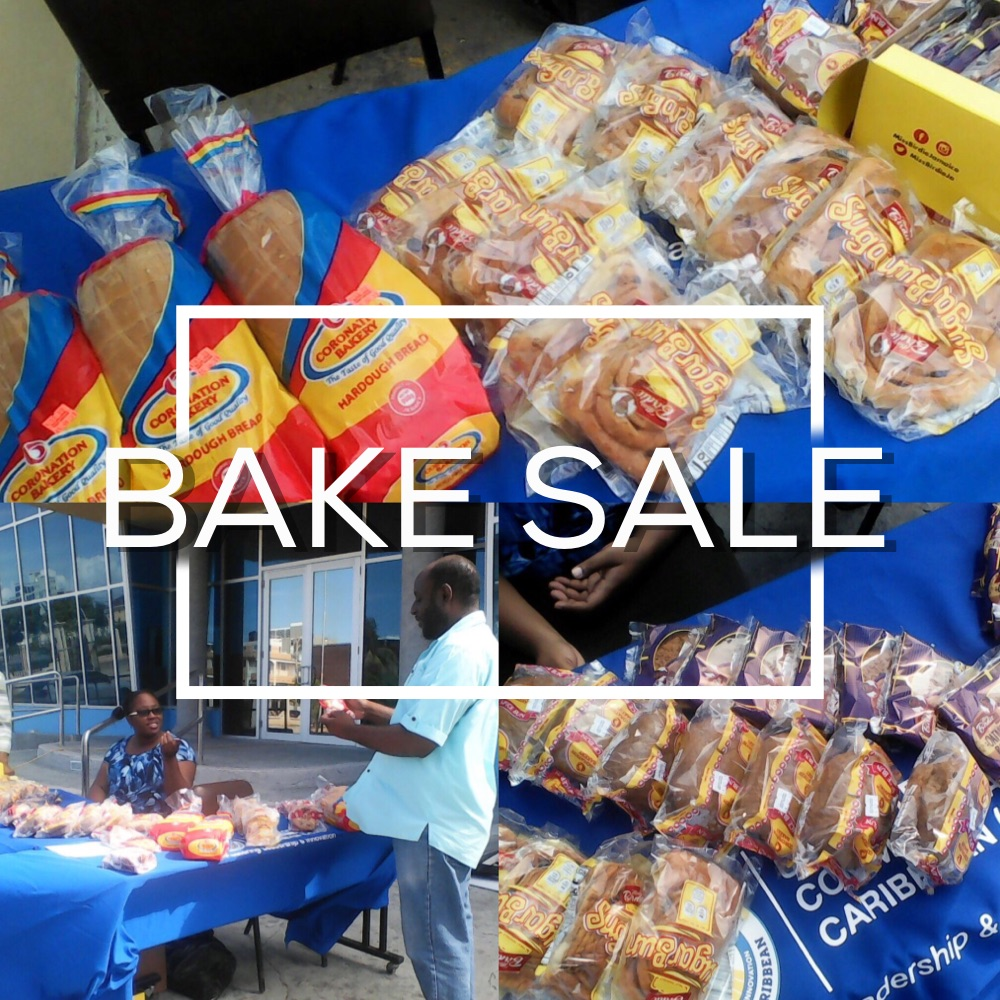 Foundation Mondays Bake Sale - June 19, 2017