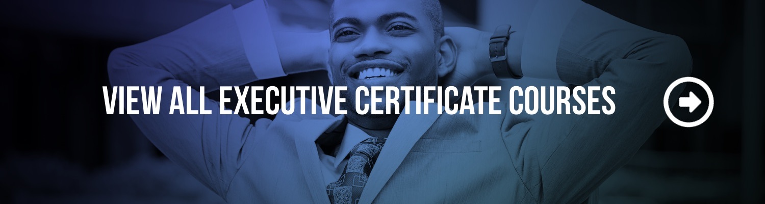 View all UCC Executive Certificate Courses