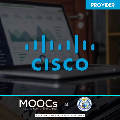 Cisco - visit for list of courses available online.