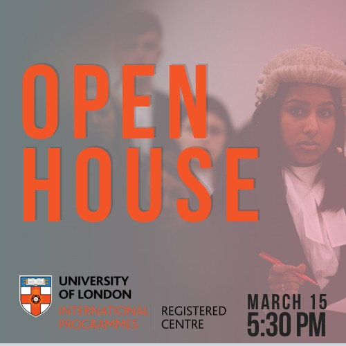 University of London's Open House