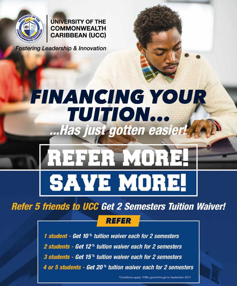 UCC's Referral Programme