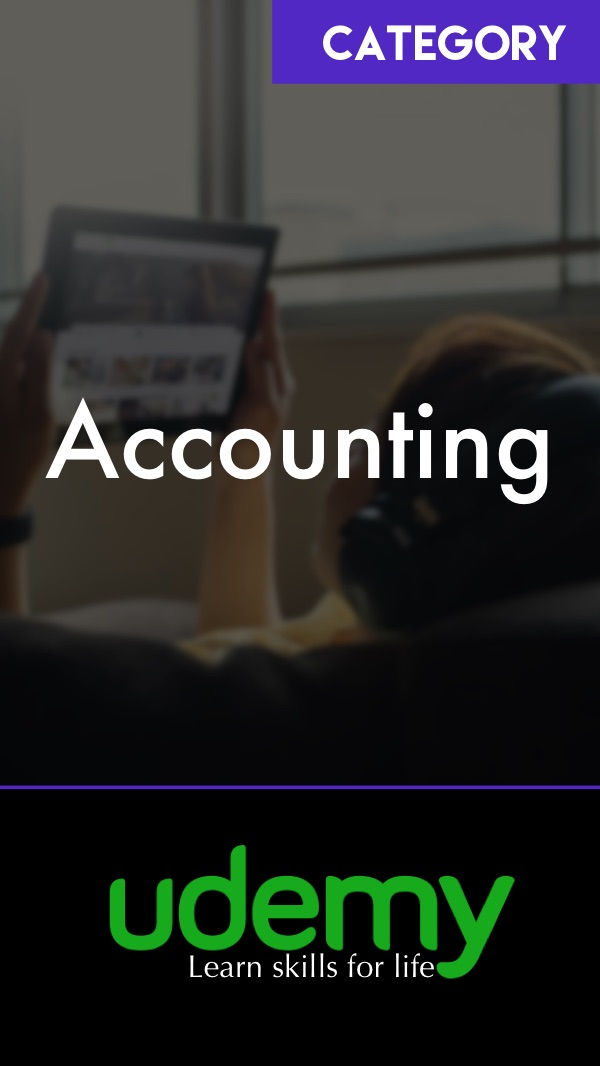 Accounting Courses at Udemy